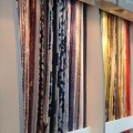 Fabric display in our Factory