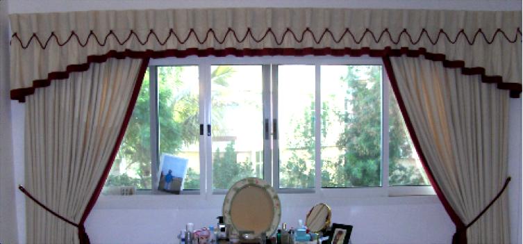 Pelmet-on-A-curtain