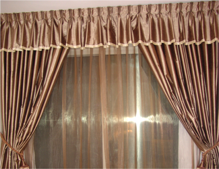 in double variation blog silk of pinch pleat valance s curtain pair pleats maker a