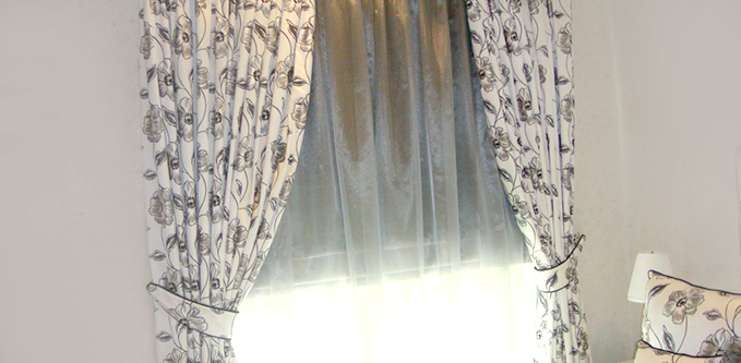 Curtain and Blind