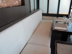 Restaurant Banquete Seating